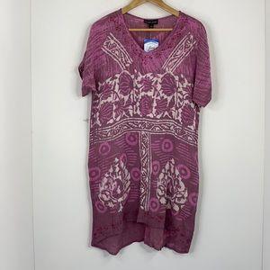 Sara Original India Print Dress